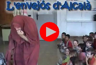 L' Envejós d'Alcalà, per Pau Esteve.